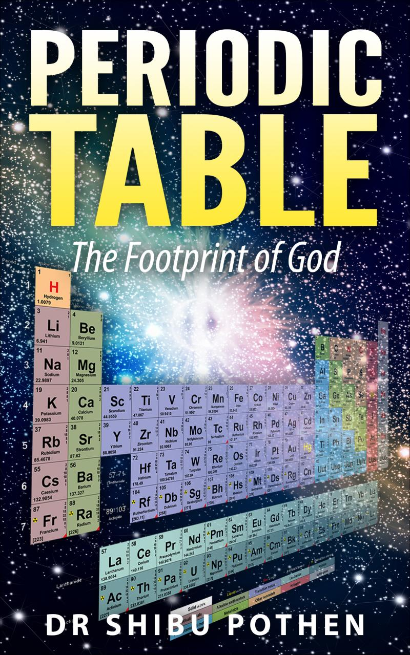 Periodictable Creation And The Bible Books